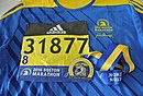 120. Boston Marathon 2016